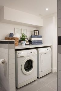 17 Best ideas about Bathroom Laundry on Pinterest ...