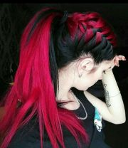 emo hairstyles ideas