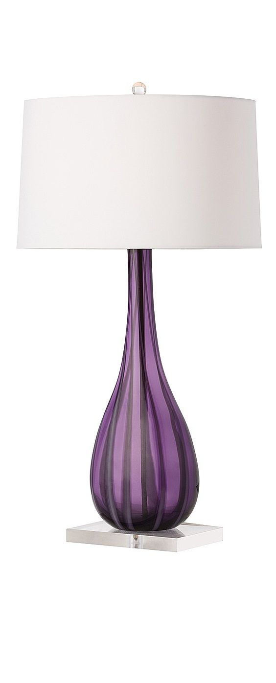 17 Best ideas about Purple Lamp on Pinterest  Purple lamp