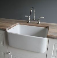 Butler Sink- Fireclay - 250mm Deep Without Overflow | Reno ...