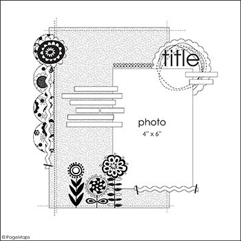17 Best images about Creative Scrapbook Pages on Pinterest