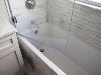 1000+ ideas about Tub Glass Door on Pinterest | Frosted ...