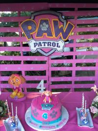 Paw Patrol Birthday Party!! Birthday Girl | Ale Decoration ...