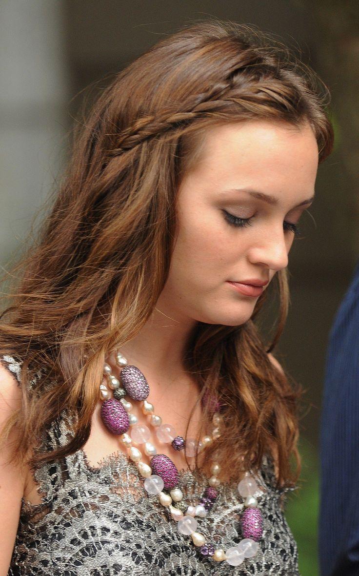 25 Best Ideas About Gossip Girl Hairstyles On Pinterest