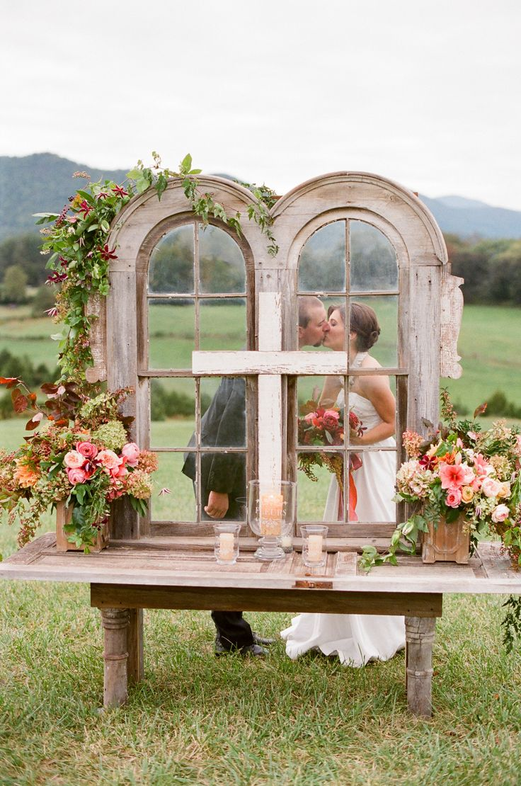 25 Best Ideas About Wedding Altar Decorations On Pinterest