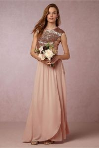25+ Best Ideas about Rose Gold Bridesmaid Dresses on ...