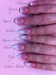 edge nails ideas