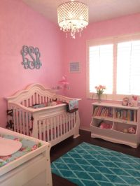 17 Best images about Pink baby rooms on Pinterest | Pink ...