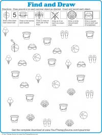 1000+ images about Visual Perceptual Activities on ...