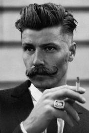 glorious. hairstyle men