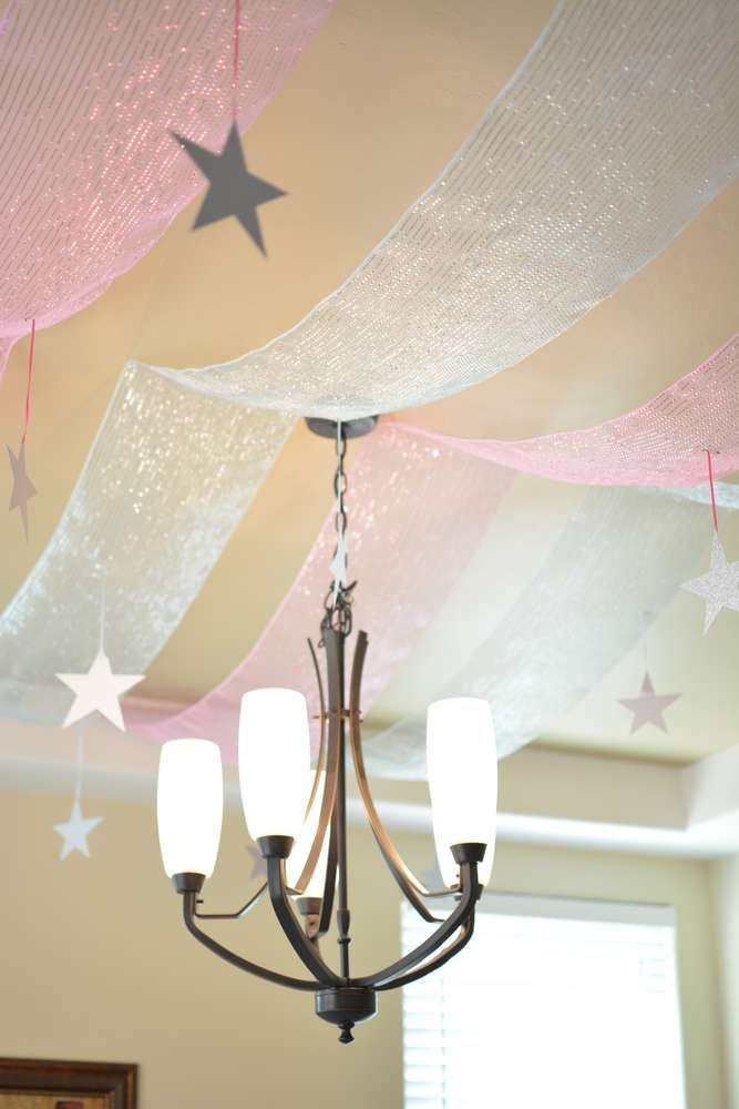 25 best ideas about Party ceiling decorations on