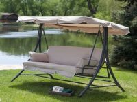 17 Best ideas about Patio Swing With Canopy on Pinterest ...