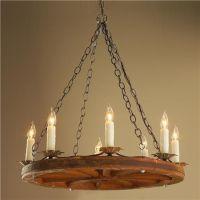 25+ best ideas about Wagon wheel chandelier on Pinterest ...
