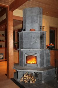 134 best Fireplace & Soapstone Stoves images on Pinterest