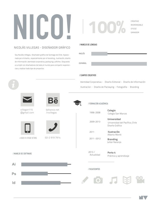 1000+ images about Beautiful Resume EXAMPLES on Pinterest
