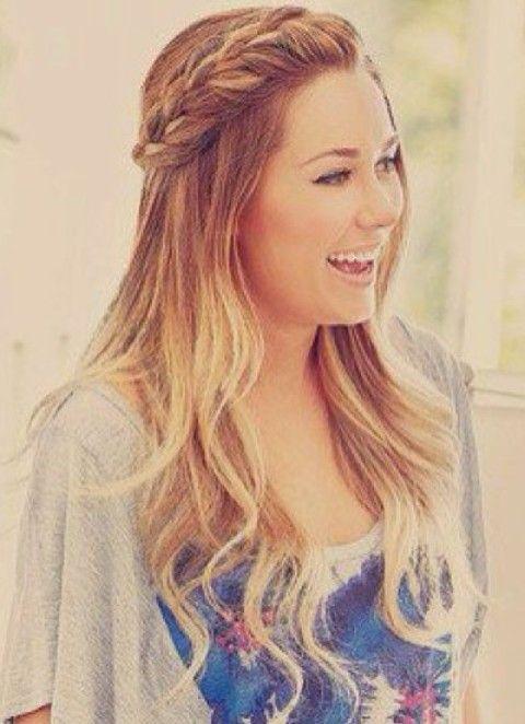 25 Best Ideas About Lauren Conrad Hairstyles On Pinterest Messy