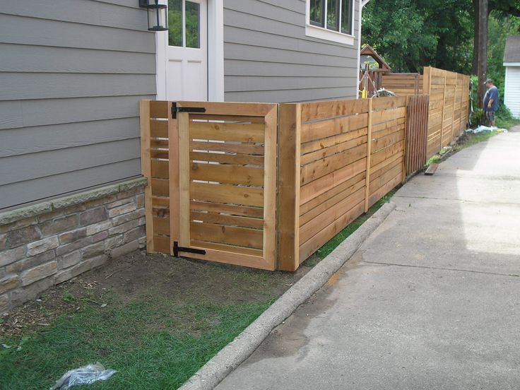 17 Best images about Fence Ideas on Pinterest