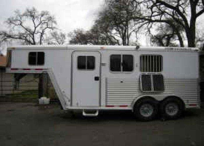 Wiring A Horse Trailer Living Quarters