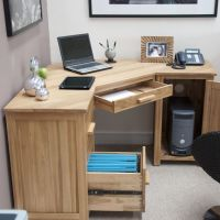 25+ best ideas about Home computer desks on Pinterest