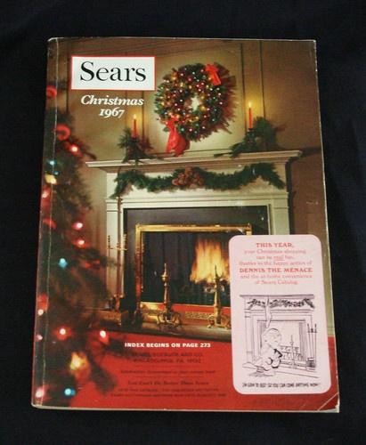 Vintage 1967 Sears Roebuck  Company Christmas Catalog  eBay Sales  Pinterest  Vintage We
