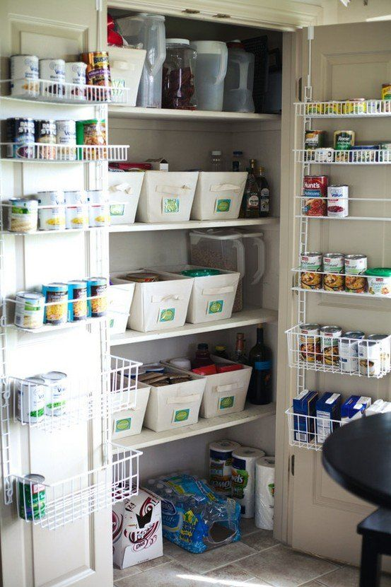 15 Stylish Pantry Organizer Ideas For Your Kitchen  The