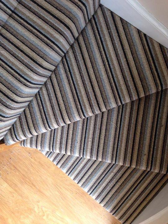 Best 25+ Striped carpet stairs ideas on Pinterest