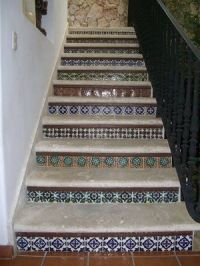 1000+ images about Step Up with Tile on Pinterest | Stair ...