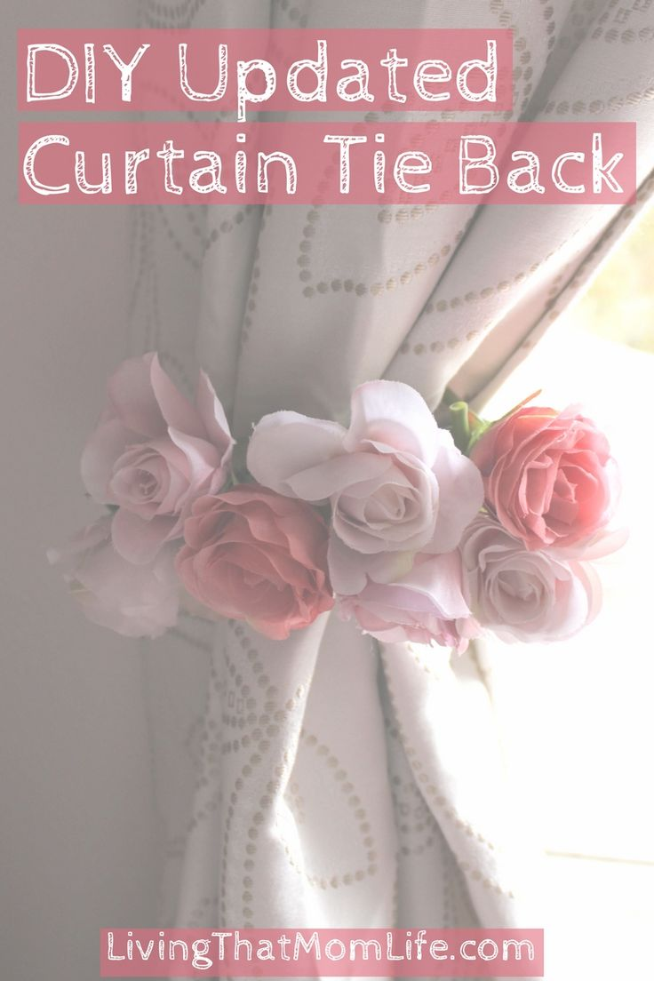 25 Best Ideas About Curtain Ties On Pinterest Diy