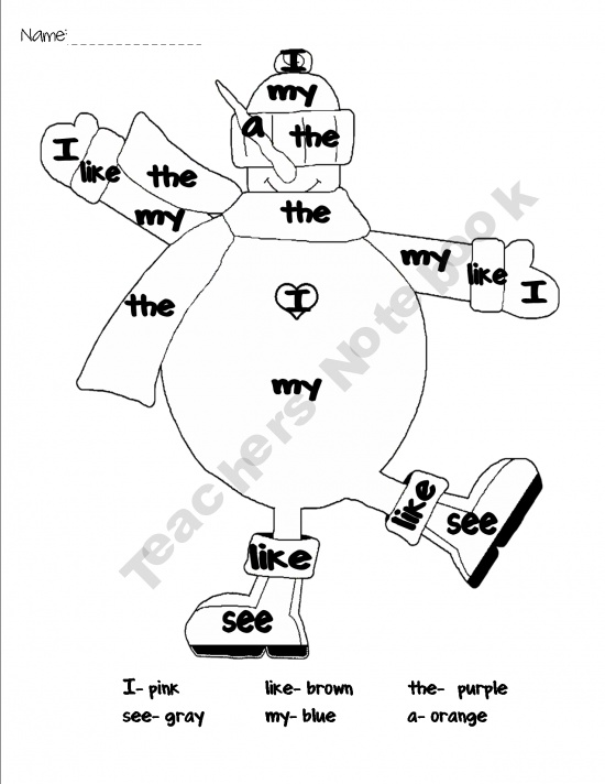 407 best images about Daycare Worksheets on Pinterest