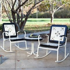 Walmart Rocking Chair Glider Covers For Sale Johannesburg 17 Best Images About I Love Swings, Gliders, Rockers And Metal Chairs On Pinterest | Lawn ...