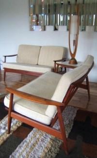 25+ best ideas about Mid century sofa on Pinterest   Mid ...