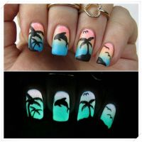 1000+ ideas about Tropical Nail Designs on Pinterest ...