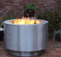 1000+ ideas about Stainless Steel Fire Pit on Pinterest ...