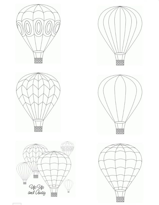 25+ best ideas about Hot Air Balloons on Pinterest