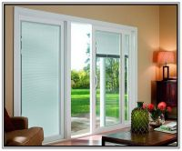 17 Best ideas about Sliding Door Window Treatments on