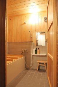 Traditional Japanese Bathroom Layout