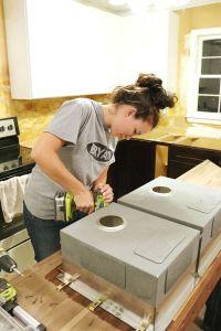 How to Cut, Seal & Install Butcherblock Countertops (with ...