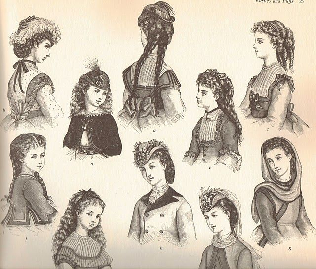 25 Best Ideas About Victorian Hairstyles On Pinterest Victorian