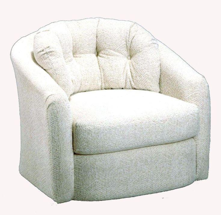 Chairs Swivel Barrel Sanya Swivel Barrel Chair By Best