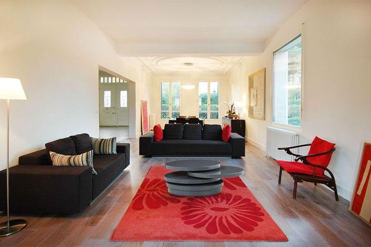 Mes ralisations Archi et Dco  Paris  Paris Salon gris and Deco