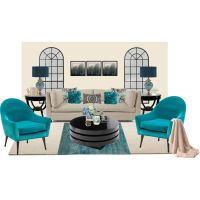 Turquoise Living Room | Decor | Pinterest | Turquoise ...