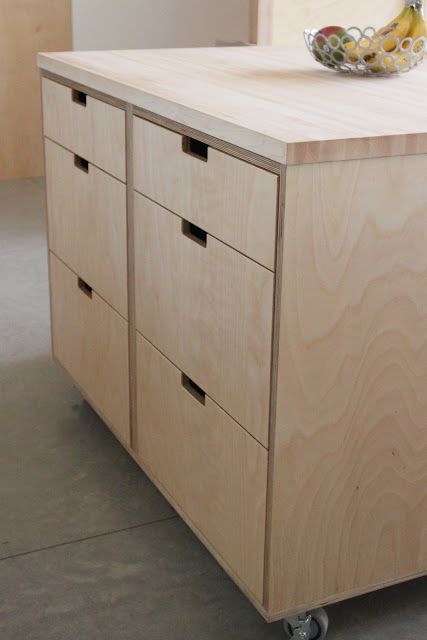 Plywood Garage Cabinet Plans  WoodWorking Projects  Plans