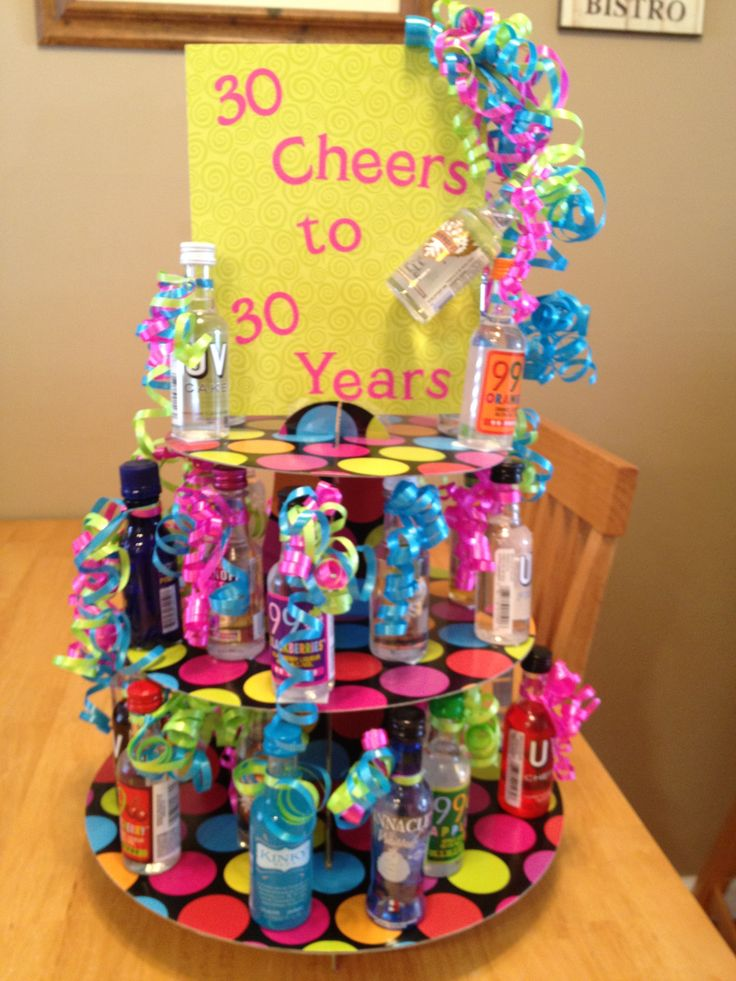 30 Cheers to 30 Years 30th Birthday gift  Birthdays  Pinterest  Birthdays Good slogans and