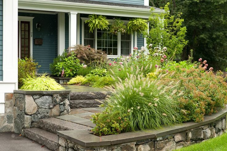 Best 25+ Front entry landscaping ideas that you will like