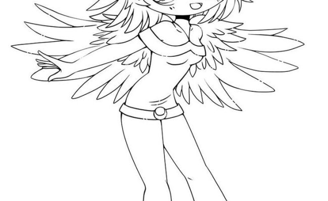 Delilah Chibi Lineart By Yampuff On Deviantart Legal