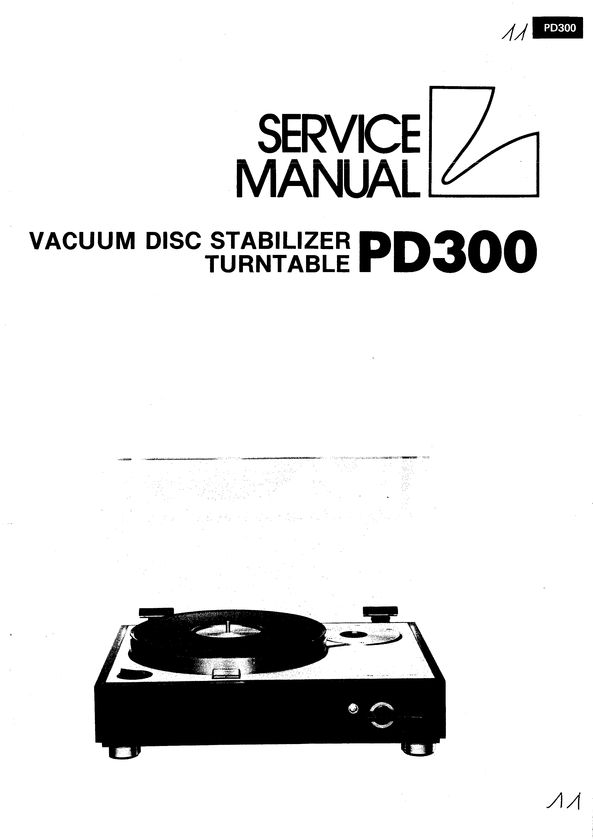 17 Best images about Turntables Service Manuals on