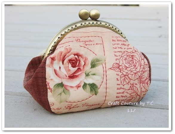 110 best images about Shabby Chic Bags on Pinterest
