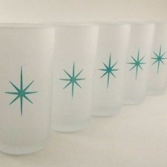 Turquoise Kitchen Decor Unique Islands Use Starburst 4 Stencil On Your Glasses For That Perfect ...