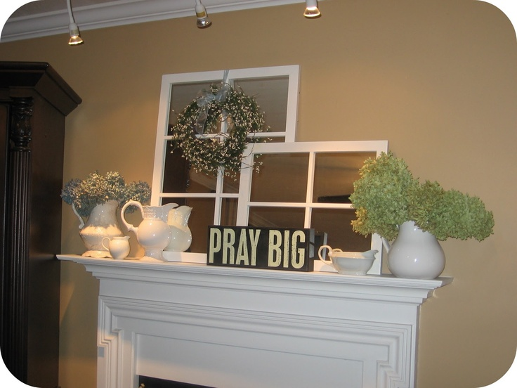 213 Best Images About For A Centerpiece Or The Mantel On
