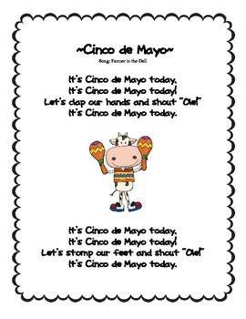 22 best images about teaching: cinco de mayo & mexico on
